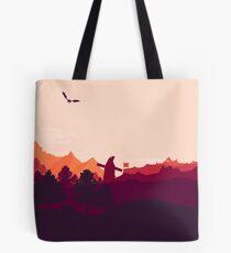 Whiterun Skyrim Tote Bag