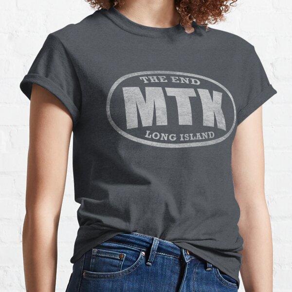 Montauk - The End (white) Classic T-Shirt