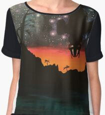 cant take the sky from me Women's Chiffon Top