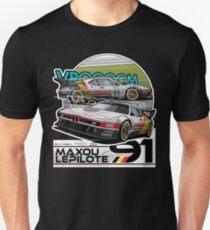 Maxou LePilote - Classic Cars  T-Shirt