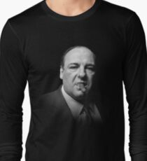 Tony Soprano | The Sopranos Long Sleeve T-Shirt