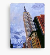 ESB, NYC Canvas Print