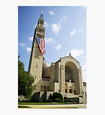 Washington National Cathedral Photographic Print