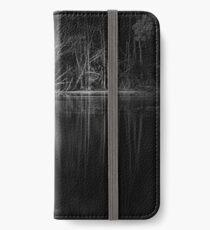 Eastman Lake at Durand iPhone Wallet/Case/Skin