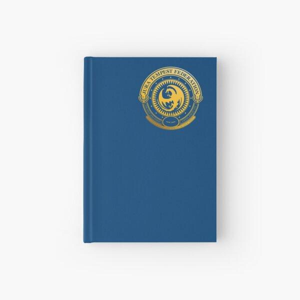 Jura Tempest Federation Seal Hardcover Journal