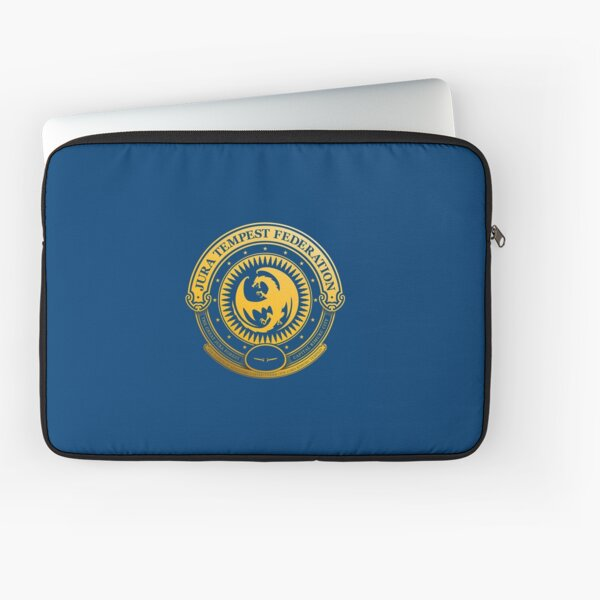 Jura Tempest Federation Seal Laptop Sleeve