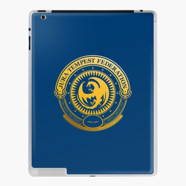 Jura Tempest Federation Seal iPad Skin