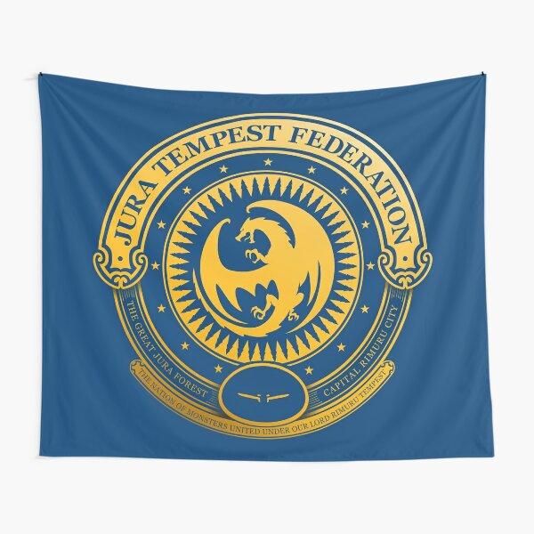 Jura Tempest Federation Seal Tapestry
