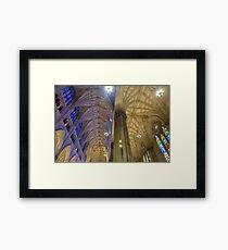Structures Of St. Patrick 2 Framed Print