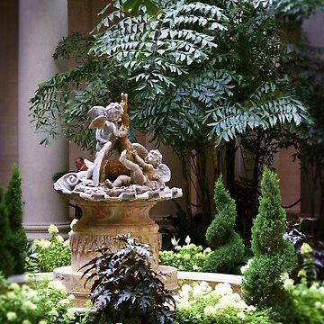 Indoors Garden by hernac10