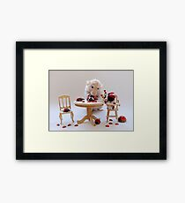 The Ladybird collection Framed Print
