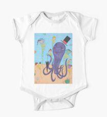 Octopus Tea Party Kids Clothes