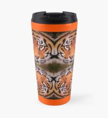 TIGER BURNING BRIGHT Travel Mug