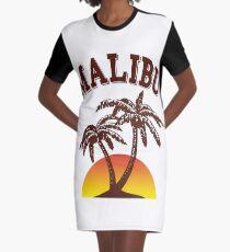 Malibu rum  Graphic T-Shirt Dress