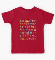 Sesame Street Alphabet Kids Tee