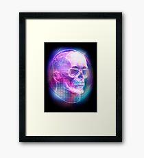 Skull Xray Framed Print