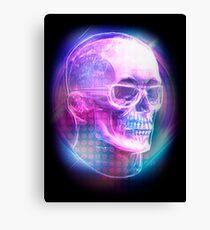 Skull Xray Canvas Print