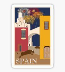 Spain Sticker