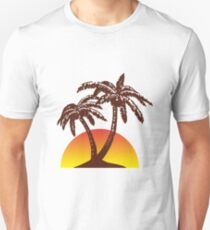 Palm and Sun Unisex T-Shirt