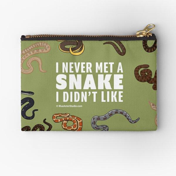 Je n'ai jamais rencontré un serpent que je n'ai pas aimé Pochette