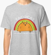 Tacocat spelled backwards is Tacocat Classic T-Shirt