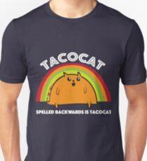 Tacocat spelled backwards is Tacocat T-Shirt