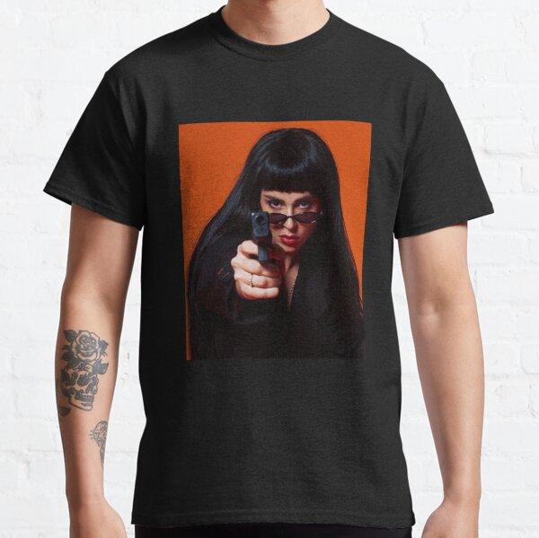 Diseño fotográfico de Nathy Peluso Camiseta clásica