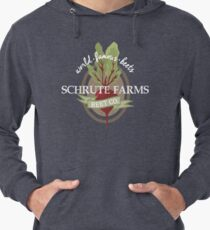 Schrute Farms - The office Lightweight Hoodie