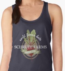 Schrute Farms - The office Women's Tank Top