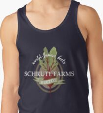 Schrute Farms - The office Tank Top
