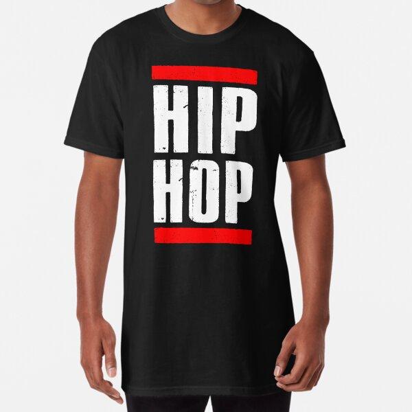 Hip Hop shirt for streetdancer nº1 Long T-Shirt