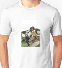 Frolicking Together T-Shirt
