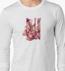 Cleanliness is half of Faith  Long Sleeve T-Shirt