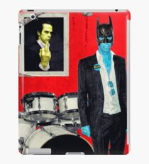 Bat-Cave iPad Case/Skin