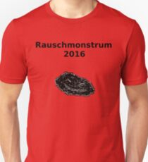 Rauschmonstrum 2016- With Image Slim Fit T-Shirt
