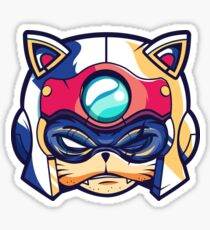 Samurai Pizza Cat: Speedy  Sticker