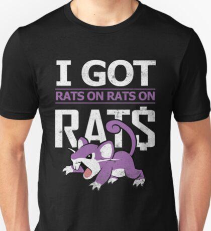 Rats on Rats on Rats T-Shirt