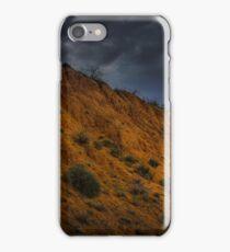 Stormy Cliffs iPhone Case/Skin