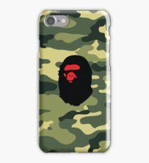 Bape Camo iPhone Case/Skin