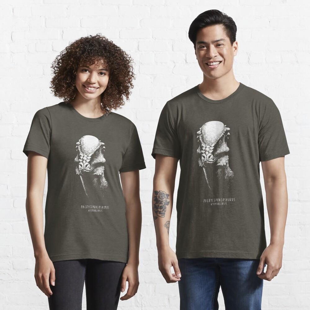 Pachycephalosaurus Essential T-Shirt