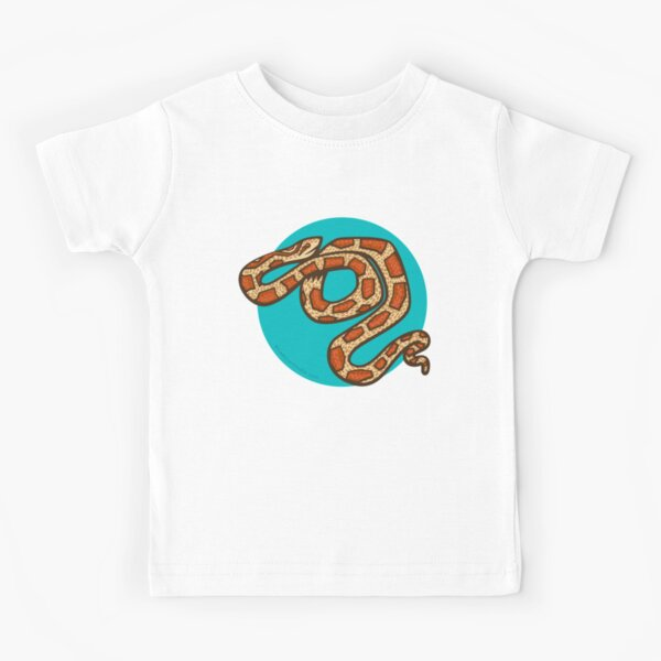 Corn Snake Kids T-Shirt