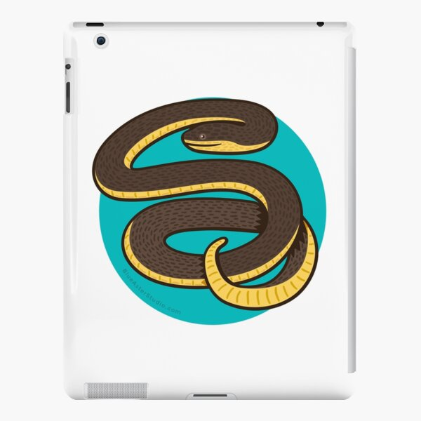 Plain Bellied Water Snake iPad Snap Case