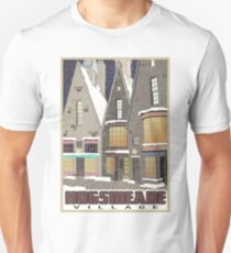 Hogsmeade Village Travel Poster Unisex T-Shirt