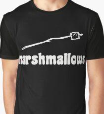 Marshmallow  Graphic T-Shirt