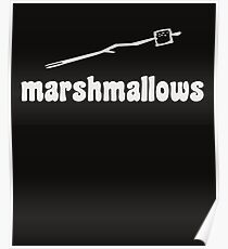 Marshmallow  Poster