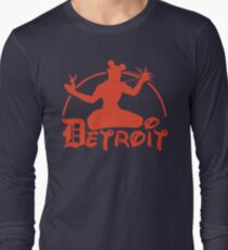 Spirit of Mickey - Detroit Tigers Edition Long Sleeve T-Shirt