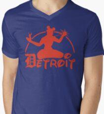 Spirit of Mickey - Detroit Tigers Edition Men's V-Neck T-Shirt