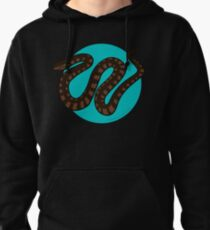 Southern Water Snake Pullover Hoodie