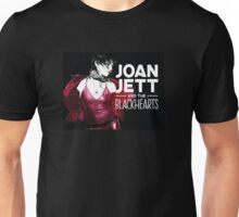 Joan Jett And The Blackhearts Tour 2016 Unisex T-Shirt