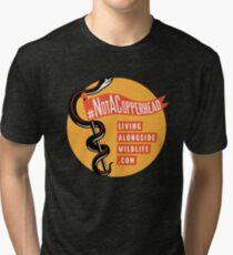 Not A Copperhead Tri-blend T-Shirt